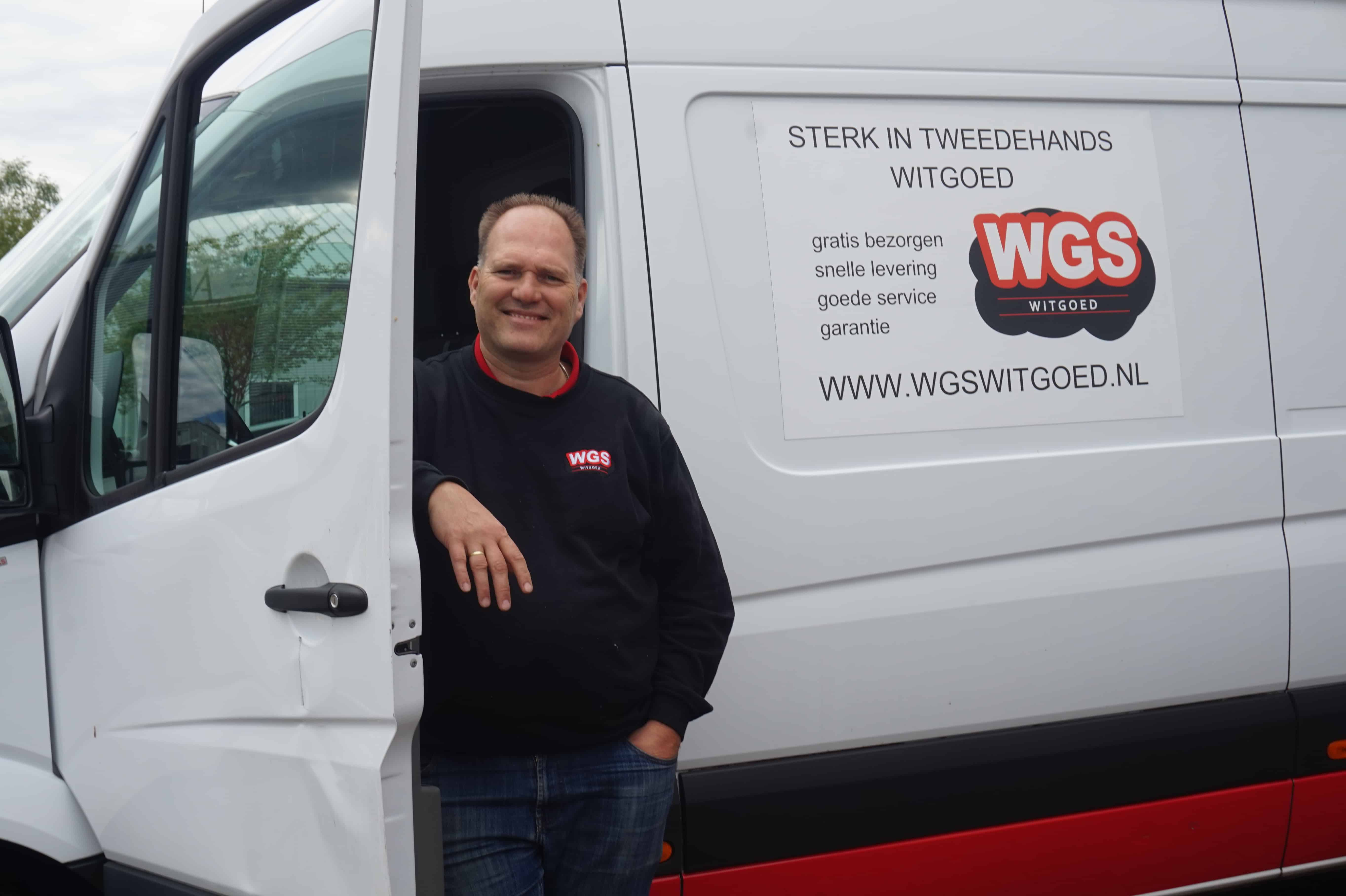 WGS Witgoed bus
